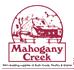mahogany creek